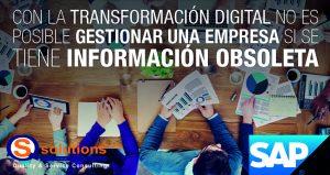 blog sap transformación digital