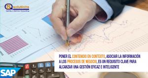 QS Solutions SAP ayuda a gestionar la información