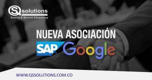 Google y SAP