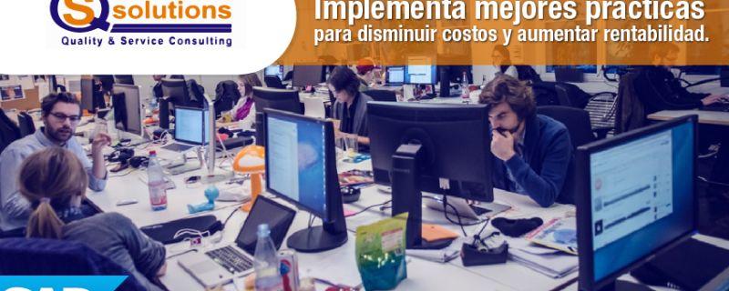 ¿Cómo SAP ayuda a optimizar los procesos de negocio?