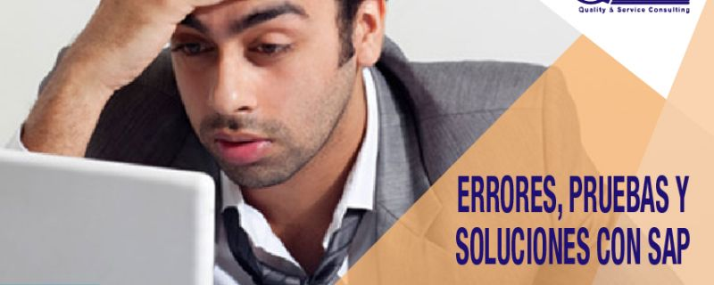 Errores más comunes al implementar SAP