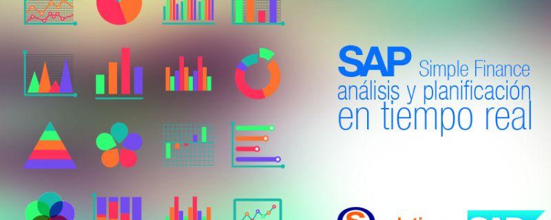 SAP Simple Finance, ofrece simplicidad para realizar las tareas más complejas de finanzas