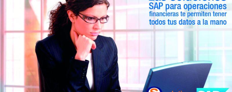 Con el módulo FI de SAP se puede analizar la situación financiera de la empresa.