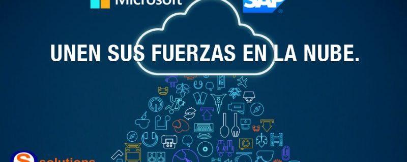 SAP y Microsoft continúan afianzando su alianza para la transformación digital en la nube